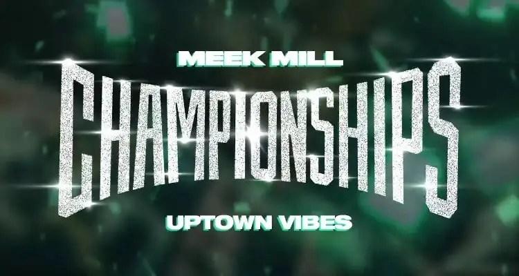 Meek Mill ft. Fabolous & Anuel AA- Uptown Vibes