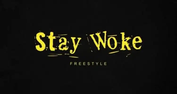 2Chainz- Stay Woke Freestyle