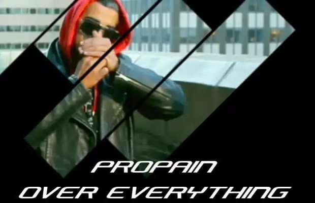 Agallah - Propain Over Everything