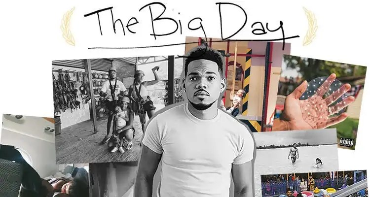 Chance The Rapper Announces 'The Big Day' Tour