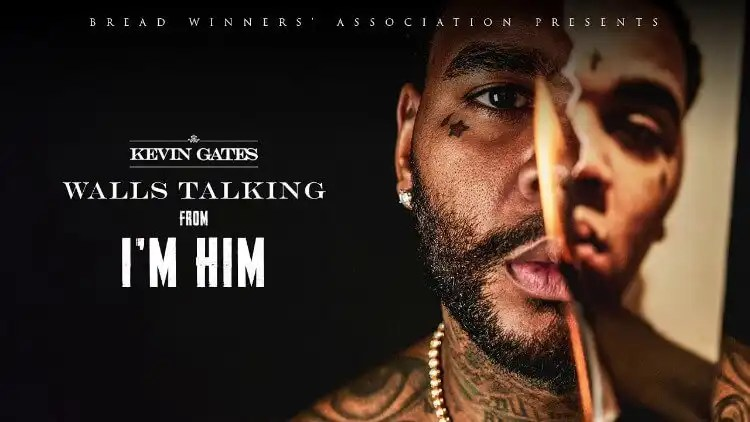 Kevin Gates - Walls Talking