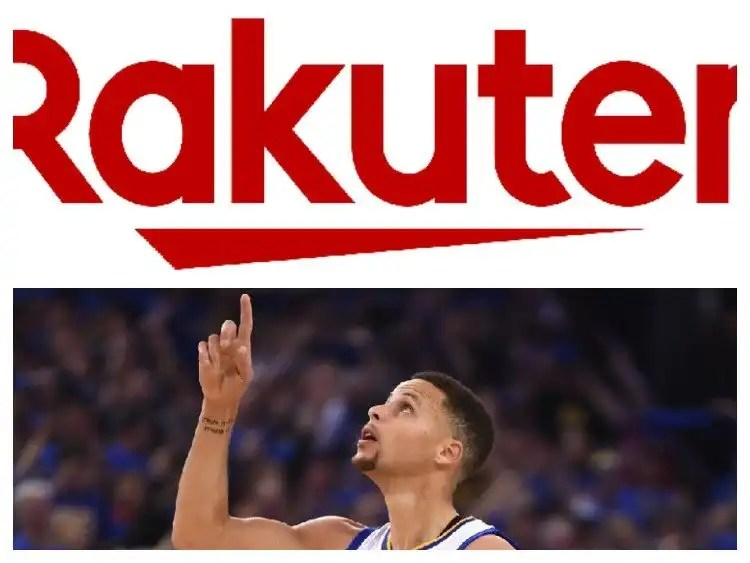 Rakuten Launches New US Media Campaign Featuring Stephen Curry