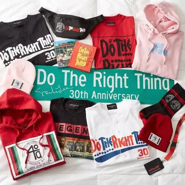 The Limited Edition 30th Anniversary Do the Right Thing Collection