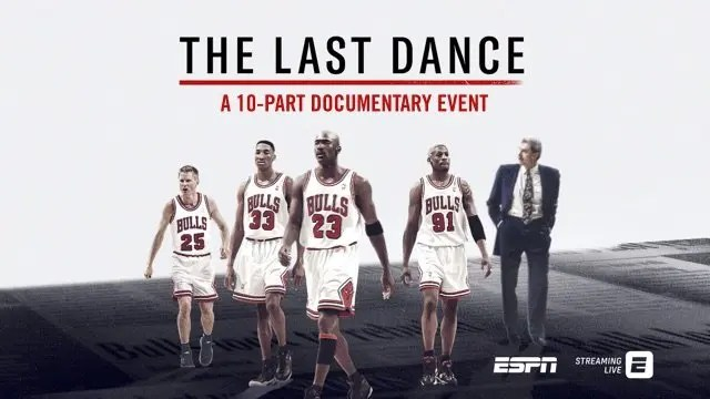 'The Last Dance' was The Most-Viewed Documentary Content on ESPN