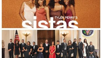 BET Announces Renewals of 'Tyler Perry's The Oval' and 'Tyler Perry's Sistas'