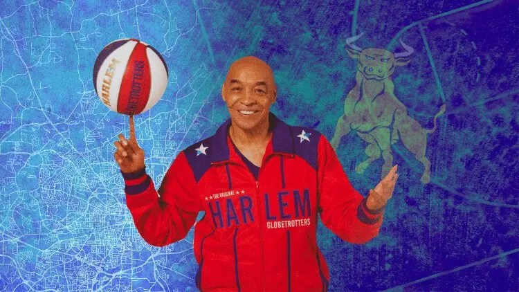 Harlem Globetrotters to Celebrate Legend Curly Neal on May 19