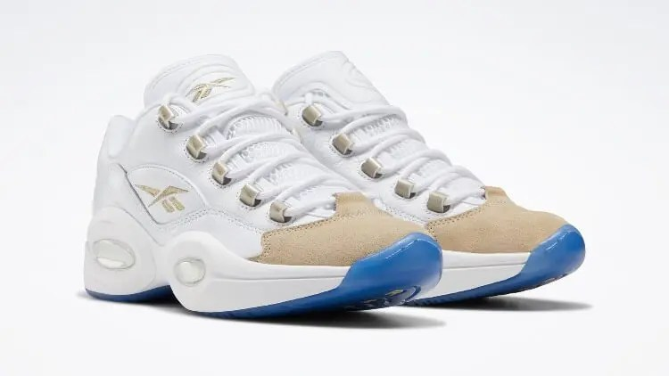 Reebok Reissues Question Low 'Oatmeal'