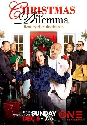 TV One Has A CHRISTMAS DILEMMA on Sunday, December 6, 2020