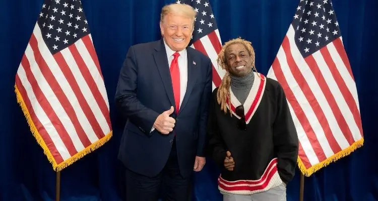 President Trump Grants Pardons and Commutations to Lil Wayne, Kodak Black, Michael 'Harry-O' Harris and Desiree Perez