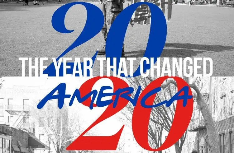 Kevin Powell's Writing Workshop Releases 2020: The Year That Changed America