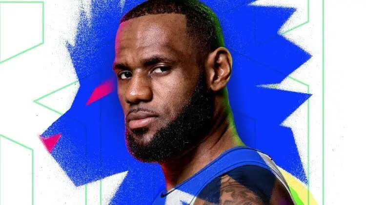 LeBron James is the Face Of New Mountain Dew Energy Drink