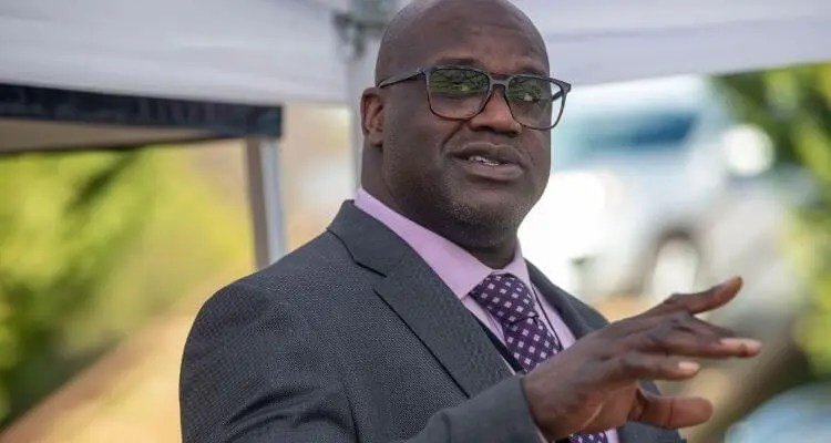 Shaquille O'Neal Starts New Ad Agency Focused on Diversity