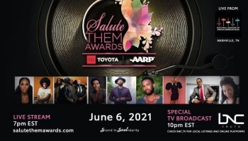 BNC Teams Up with Café Mocha to Present the Salute THEM Awards Sunday, June 6