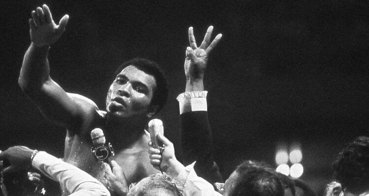 PBS to Premiere MUHAMMAD ALI 4-Part Documentary September 19, 2021