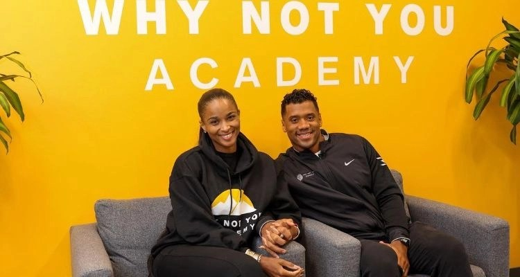 Ciara and Russell Wilson Officially Opens the Why Not You Academy