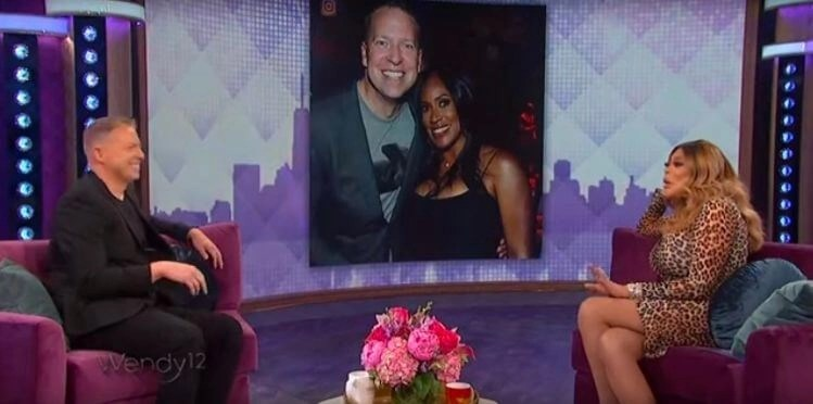Wendy Williams And Gary Owen Seen Together At Dinner In New York City