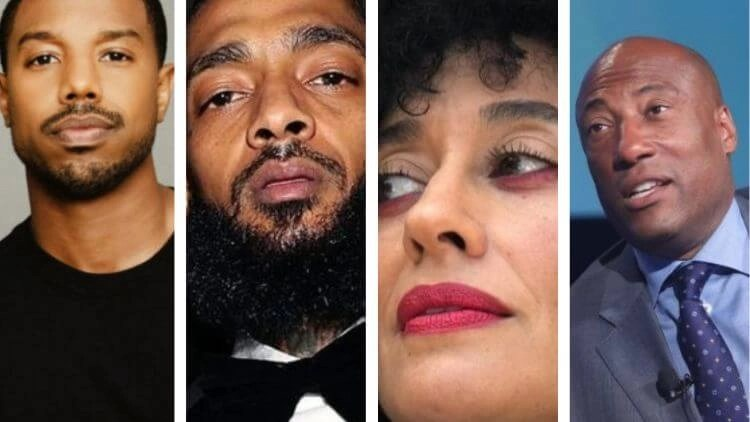 Michael B. Jordan, Nipsey Hussle, Tracee Ellis Ross & Byron Allen Are Among Latest Honorees to Receive Stars on the Hollywood Walk of Fame