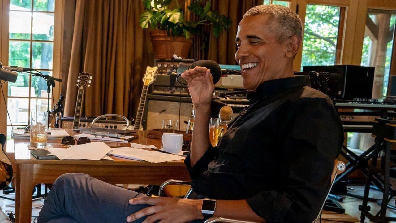 President Barack Obama's 2021 Summer Playlist Includes Jay-Z, H.E.R., Lil Baby, J. Cole, Drake and Rihanna
