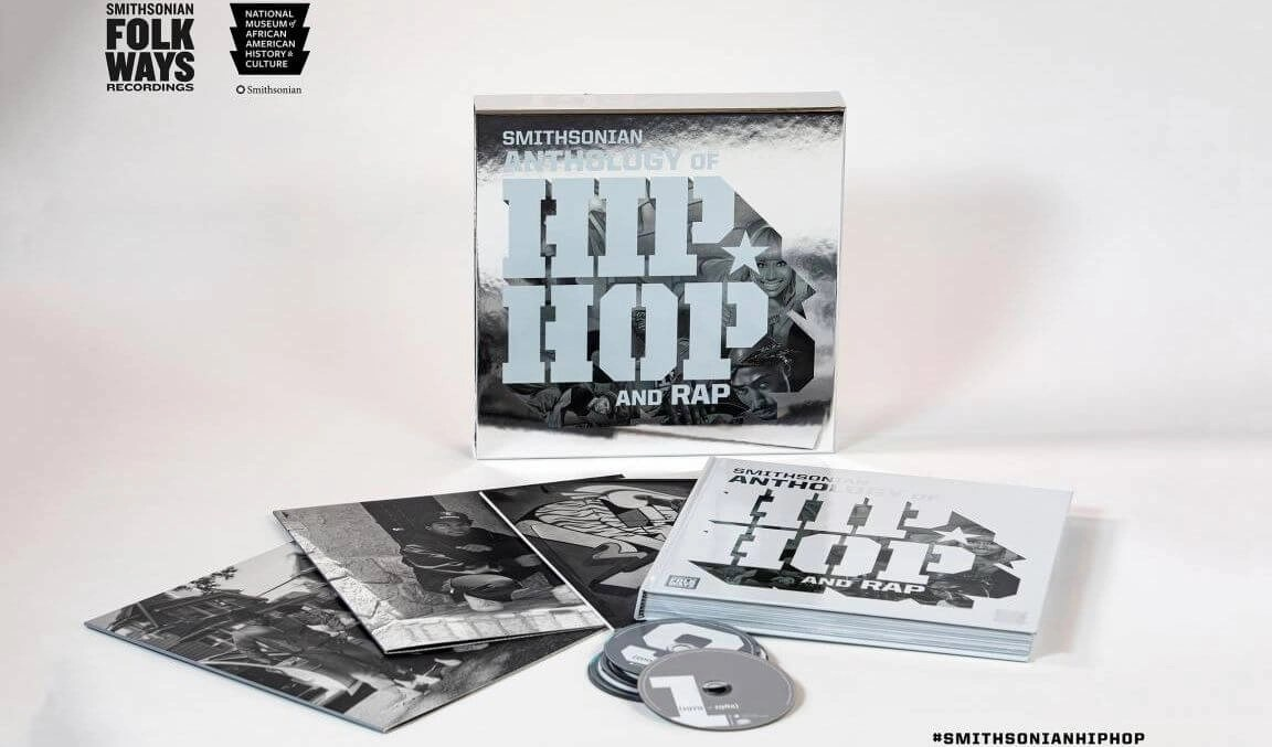 The 'Smithsonian Anthology Of Hip-Hop and Rap' to be Released August 20