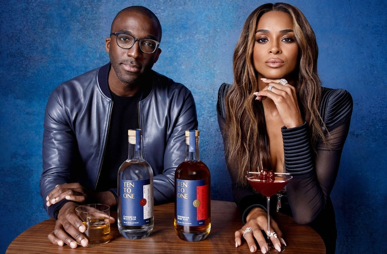 Ciara Announces Partnership As An Investor and Co-Owner With Ten To One Rum