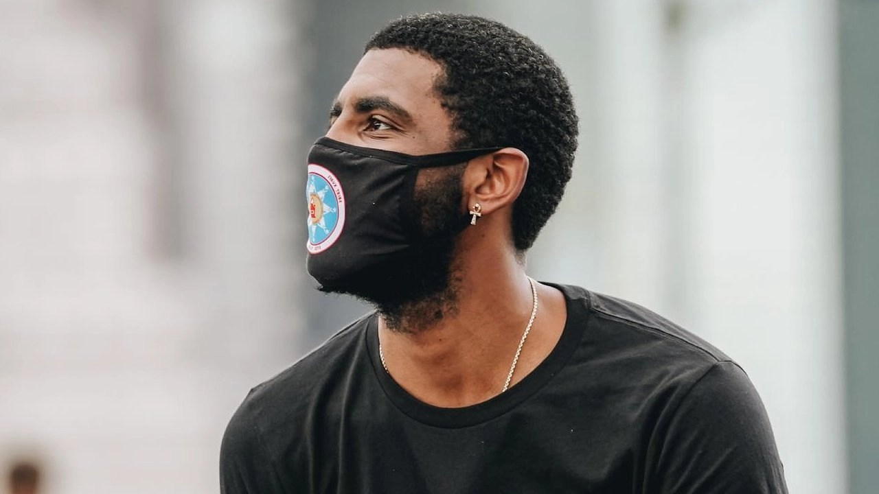 Kyrie Irving: 'I Chose to be Unvaccinated… I Would Ask you All to Just Respect that Choice'