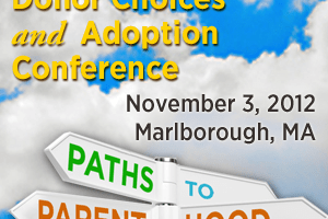 2012 Annual Paths to Parenthood Conference This Saturday, Nov. 3rd