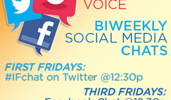 Inroducing Biweekly Social Media Chats with The Infertility Voice!