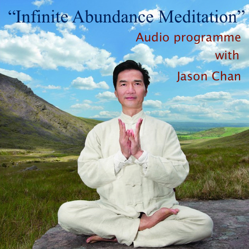 Infinite Abundance Meditation (Audio)