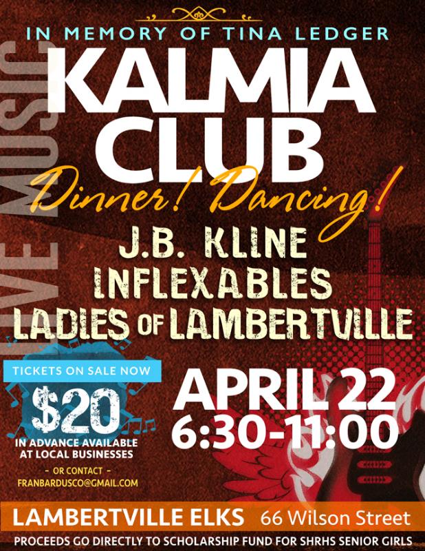 Kalmia Club Fundraiser