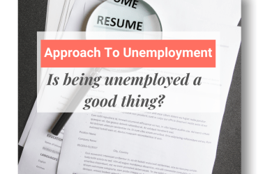 How To Approach Unemployment?