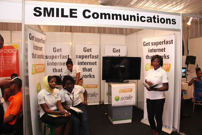 smile communications contact addresses in lagos