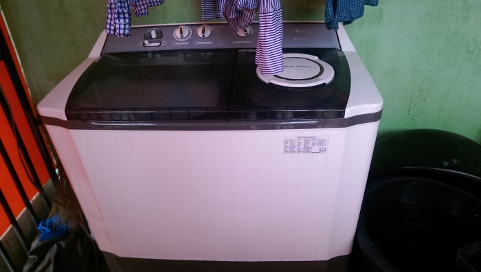 Washing Machine for Laundr Business in Nigeria
