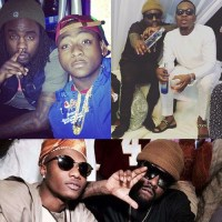 "How Davido, Olamide And Wizkid Faired On Wale ""SHINE"" Album"