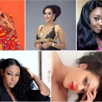 Here are the most beautiful ghanaian actresses and their tribes