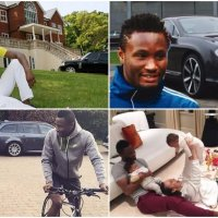 The fabulous life of John Mikel Obi and how he spends his millions – See his $6 million mansion in London (Photos)