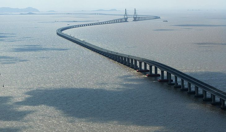Top 10 longest bridges in the world - You won't believe where Lagos 3rd Mainland Bridge is (With Pictures)