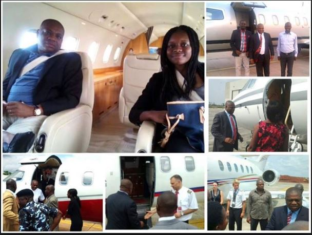 15 Nigerian billionaires that own private Jets -Number 3 has up to five Aircrafts (With Pictures)