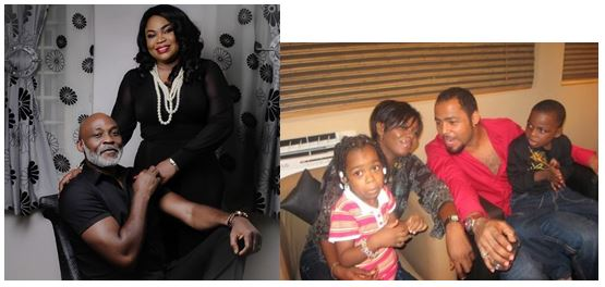 10 Nollywood celebrity marriages that have lasted more than 15years - You wont believe #8 is even married (With Pics)