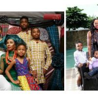 12 cutest Nigerian celeb families that will make you envious - #10 has the most beautiful of them all