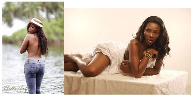 15 Nigerian celebrities that have posed n*de for fame – #5, #9 & #11 will make your head spin (With Pics)