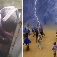 8 Things you should never do when thunder is striking - Everyone does #7 and it's the most dangerous