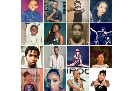#BBNaija:  Checkout these Cute Throwback photos of House Mates