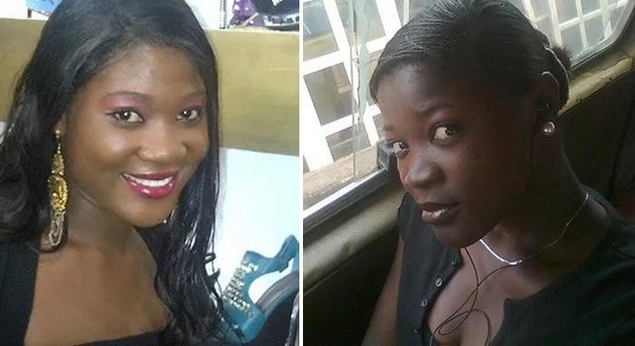 Mercy Johnson twin sister rumour