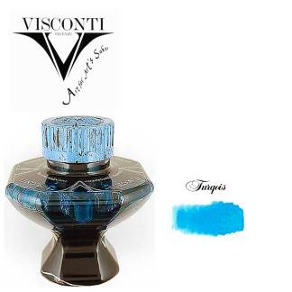 Visconti Turqoise Ink Bottle
