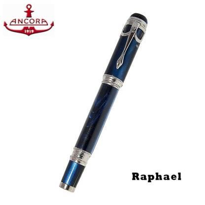 Ancora Raphael Blue Fountain Pen