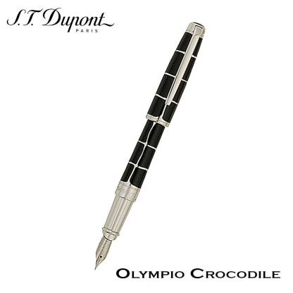 Dupont Crocodile Fountain Pen