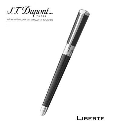 Dupont Liberte Black Roller Pen