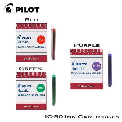 Pilot Namiki IC50 Ink Cartridges