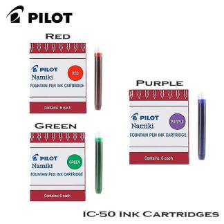 Pilot Namiki IC50 Ink Cartridges