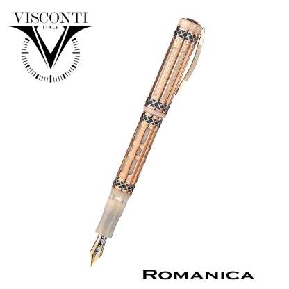 Visconti Romanica Fountain Pen